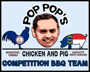 Pop Pops Chicken and Pigs