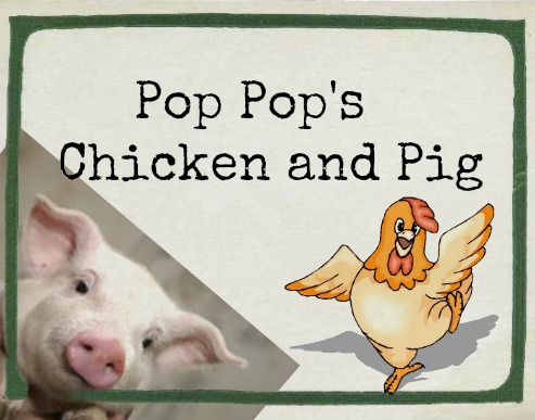 Pop Pops Chicken and PIg
