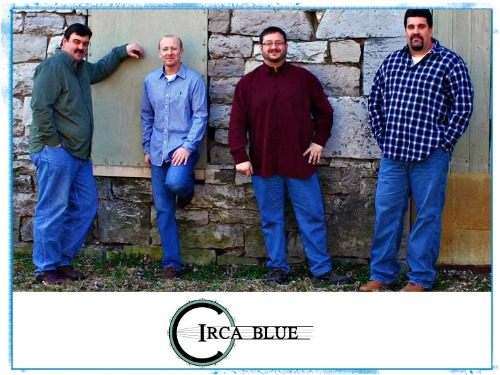 Circa Blue Bluegrass Band