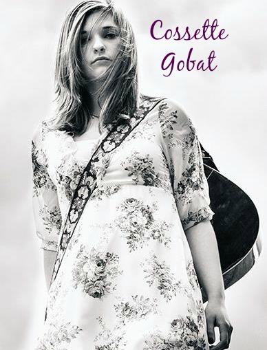 Cossette Gobat performs at Virginia Festival