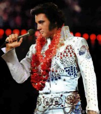 Elvis is in the house