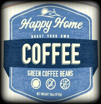 Happy Home Coffee Roast Your Own Beans