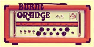 Burnt Orange Band hogging up