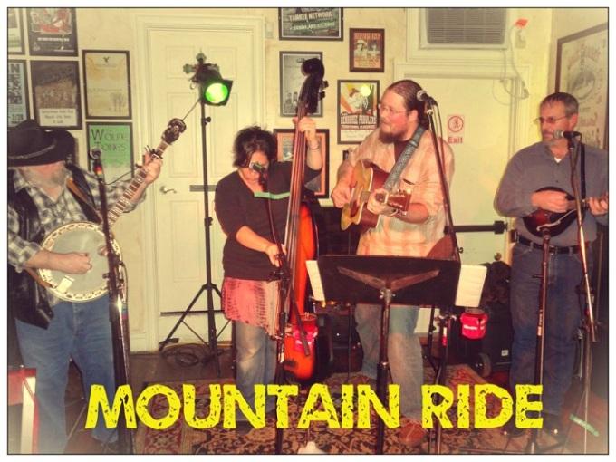 Bluegrass Band Winchester Virginia Festival Hogging Up