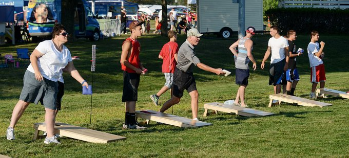 cornhole tournament
