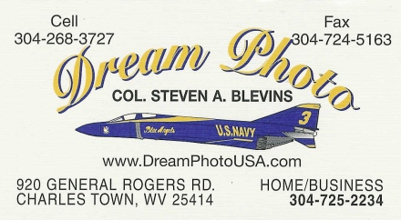 Dream Photo Blue Angels Plane