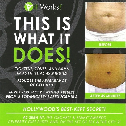 It Works Crazy Wrap Thing