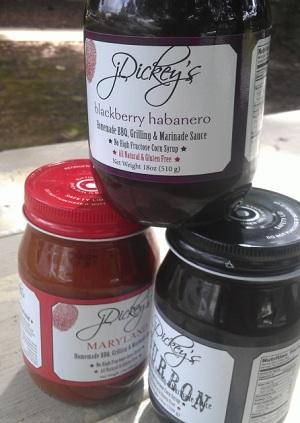 Virginia Festival J. Dickey's Sauces