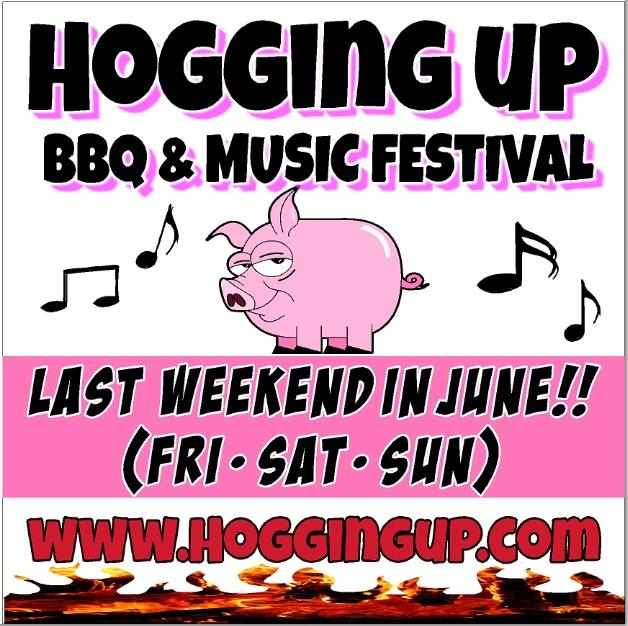 Virginia Festival Sign