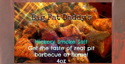 Hickory Smoke Salt Pack