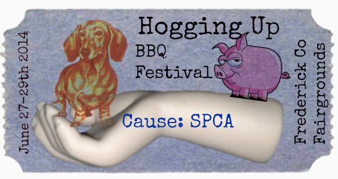 HoggingUp