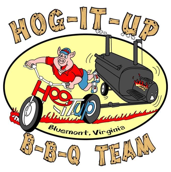 hog it up logo