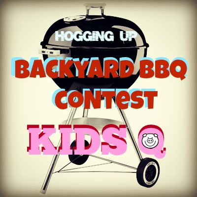 Kids Backyard BBQ Contest