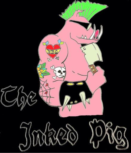 INKED PIG