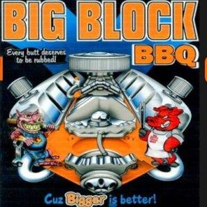 big block bbq