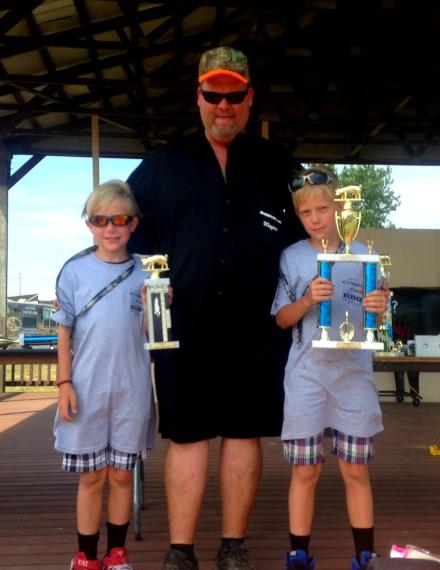 Backyard Kids Competition