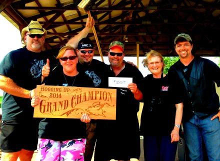 Grand Champions 2014 3eyzbbq