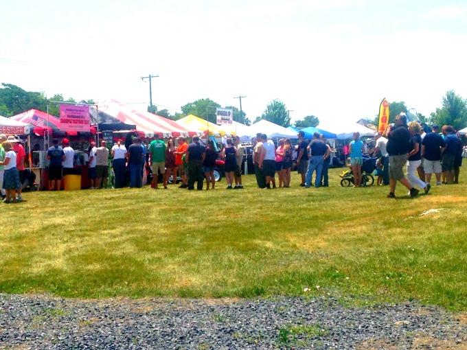 Hogging Up Festival
